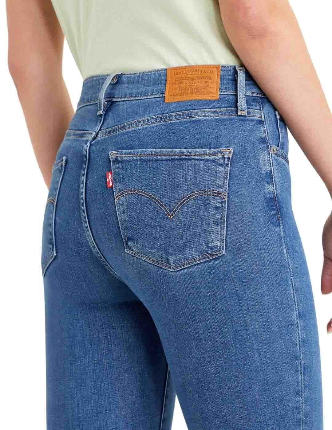 Pantalón Levis 725 High Waisted Bootcut Rio Air