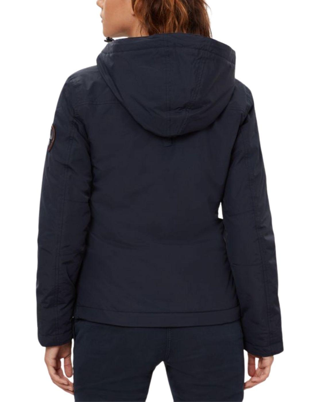 Chaqueta Napapìjri Rainforest Winter Pocket para mujer