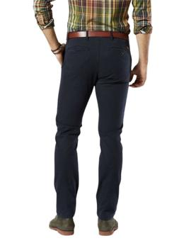 Pantalón Dockers Pacific Washed Khaki Slim Tapered marino