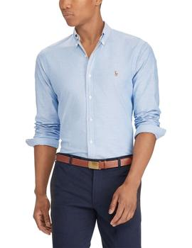 Camisa Polo Ralph Lauren Oxford Slim Fit hombre