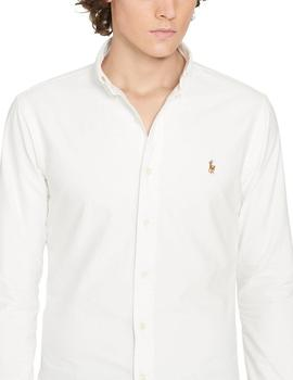Camisa Polo Ralph Lauren Slim Fit Oxfod para hombre