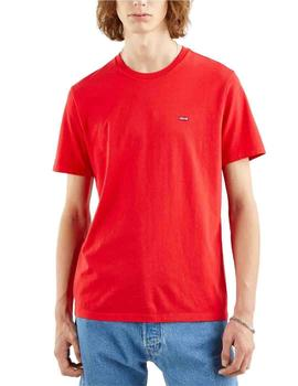 Camiseta Levis Short Sleeve Housemarket Tee True Red