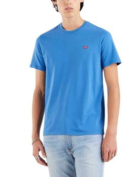 Camiseta Levis Short Sleeve Housemarket Tee Star Saphire