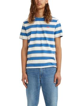 Camiseta Levis Short Sleeve Housemarket Tee Flowing Stripe