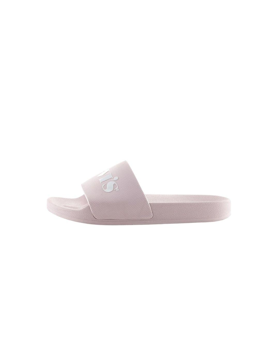 Chancla Levis June Sliders lilac de mujer