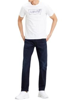 Camiseta Levis Housemark Grahpic Tee Outline White hombre