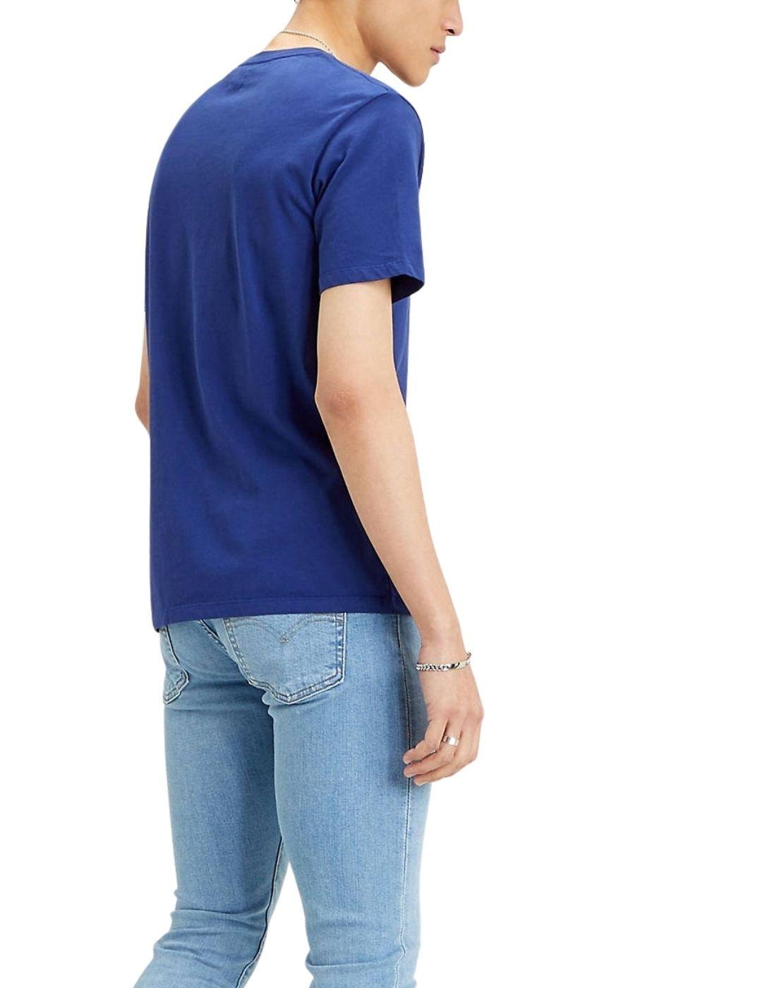 Camiseta Levis Short Sleeve Housemarket Tee Blueprint hombre